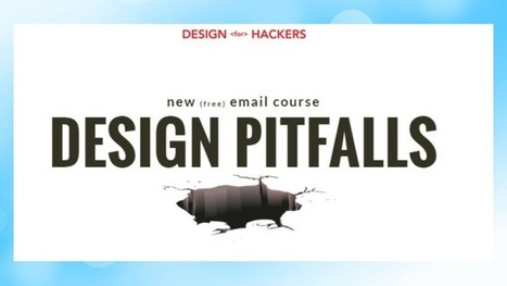 Learn to Avoid the Most Common Design Mistakes with This Free Course | Bazaar | Scoop.it