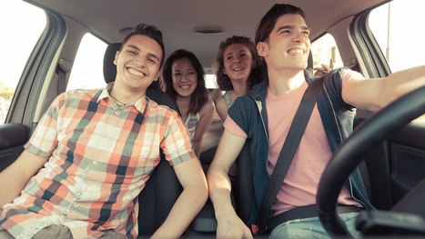 These new ride-sharing apps actually involve sharing rides | Peer2Politics | Scoop.it