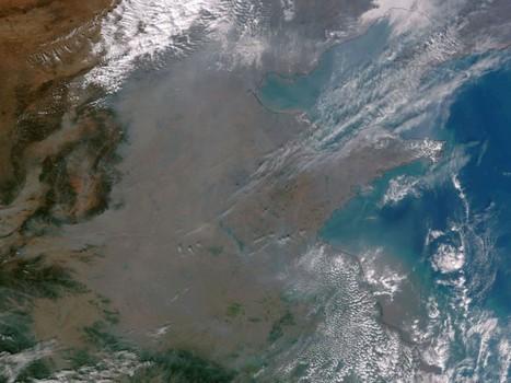 GRAND FORMAT. 8 inquiétantes images de l'impact humain sur la Terre | Planète Actu | Scoop.it