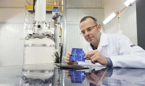 Even greener solar power on the way | News we like | Scoop.it