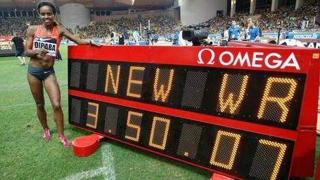 SPORTS: Ethiopian Runner Genzebe Dibaba Breaks 1,500-Meter World Record (VIDEO) | Community Village Daily | Scoop.it
