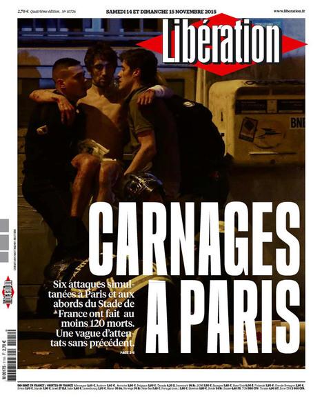 Attentats du vendredi 13 : Les coulisses de Libération | Images fixes et animées - Clemi Montpellier | Scoop.it