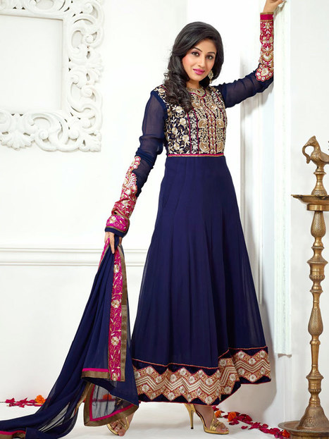 Cheap Salwar Kameez Online | Latest Anarkali Salwar Kameez Online | Scoop.it