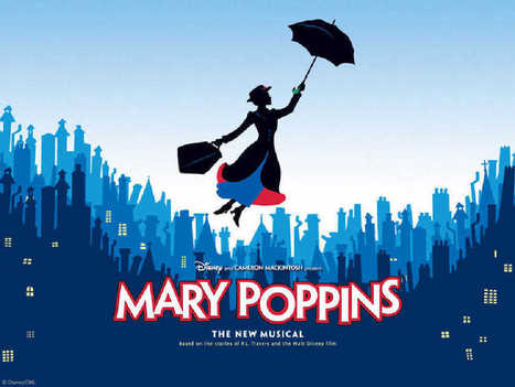 'Mary Poppins' replaces 'Wizard of Oz' at TCT | cjonline.com | OffStage | Scoop.it