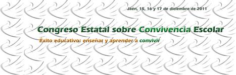 Congreso Convivencia Escolar   Convivencia escolar   Scoop.it