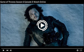 Watch (GOT) Game Of Thrones s06e01 & Download Online   Pictures Or Images   National testing Service   Scoop.it