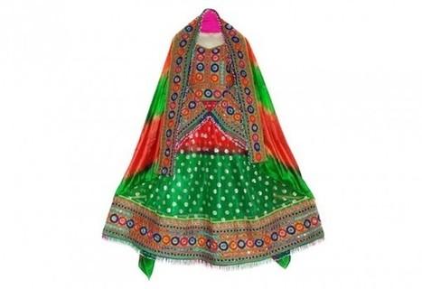 Afghan Kuchi Women New Dress Afghani Tribal Banjara Frock Bridal Costumes | Buy Belly Dance Jewelry Tribal Fusion Bellywood | Scoop.it