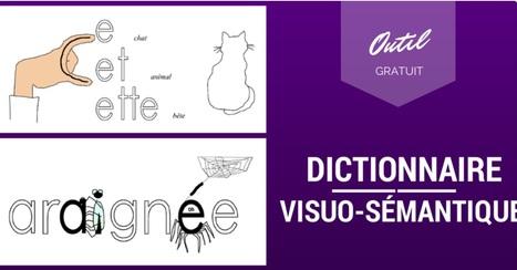 Dictionnaire visuo-sémantique - Mélanie Brunelle | Les troubles de l'écriture | Scoop.it