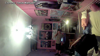 Boy's bedroom tilted 90 degrees in prank | Orange UK | Content Ideas for the Breakfaststack | Scoop.it
