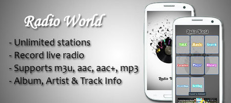 Buy Multiple Station Android Radio - World Radio Full Applications | Chupamobile.com | android source code | Scoop.it