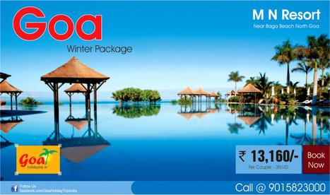 Goa Winter Honeymoon tour package from Delhi | travel agent | Scoop.it