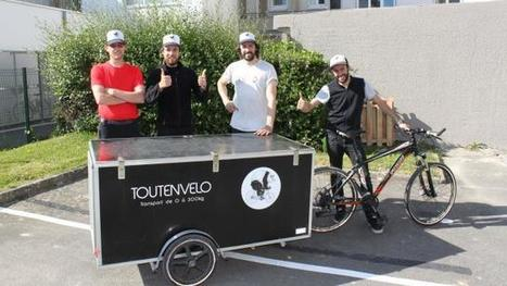 Rennes. On a retrouvé la remorque volée avec le vélo ! | Revue de web de Mon Cher Vélo | Scoop.it