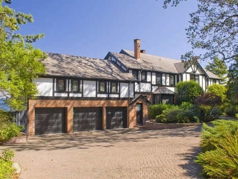 Waterfront Estate | 2670 Queenswood Drive, Victoria, BC | Luxury Real Estate Canada | Scoop.it