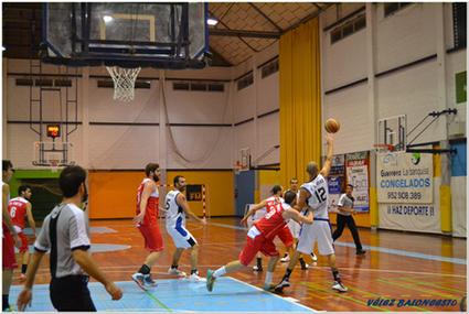 El CB Vélez consigue la primera victoria en 1ª División Nacional - FAB Málaga | Basket-2 | Scoop.it