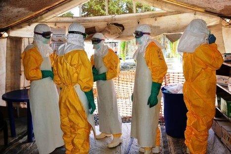 Ebola Doctor Shortage Eases as Volunteers Step Forward | Virology News | Scoop.it