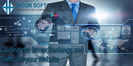 Gaining the Better Rankings and Traffic for your Website | Business | Scoop.it