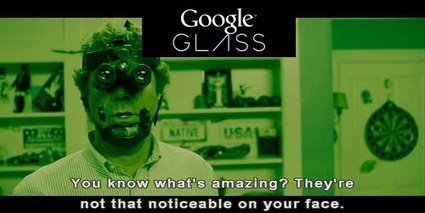 Google Glass: What's all the fuss about? - MyLife.com | Content is the king | Scoop.it