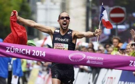 Zurich : record du monde et médaille d'or pour Yohann Diniz sur le 50 km marche | Chronique d'un pays où il ne se passe rien... ou presque ! | Scoop.it