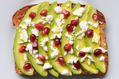 21 ideas de tostadas energéticas para el desayuno | bio-organic´ation | Scoop.it