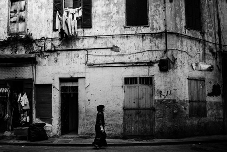 Médina de Casablanca | Photographe Serge Bouvet | BLACK AND WHITE | Scoop.it