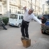 The Chinese worker getting a leg up in 200kg iron shoes | Quite Interesting News | Scoop.it