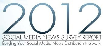 How is Social Media Impacting Traditional News Distribution? | Social Media Today | trend in online journalism | Scoop.it