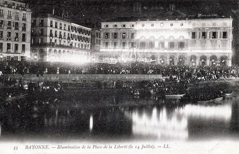 Pays Basque 1900: Les Fêtes de Bayonne | BABinfo Pays Basque | Scoop.it