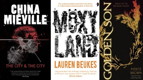 11 of the best modern sci-fi authors to read this Science Fiction Day | Adventures in Science Fiction | Scoop.it