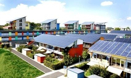 Fribourg-en-Brisgau, ville verte par excellence | ecocity | Scoop.it
