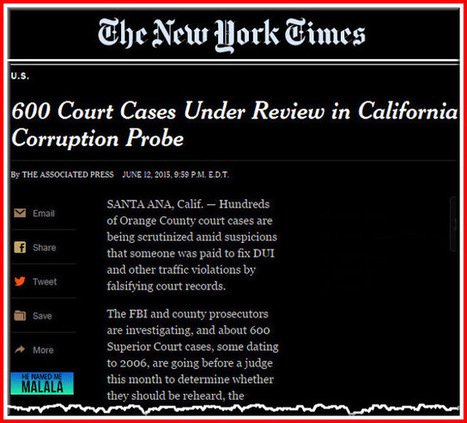 Supreme Court of California News: Tani Cantil-Sakauye Charged with Ignoring Systemic Corruption in California Courts | Stop Mass Incarceration and Wrongful Convictions | Scoop.it