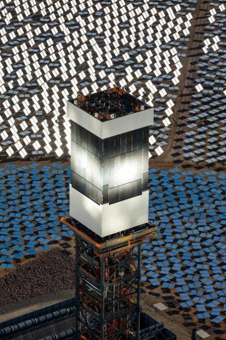 Ya está 100% operativa la planta de energía solar mas grande del mundo y es alucinante | Ecologia | Scoop.it