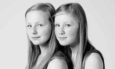 Vous pensiez avoir un physique unique ? Un photographe réunit de parfaits inconnus ressemblant à des jumeaux | Actualités Photographie | Scoop.it
