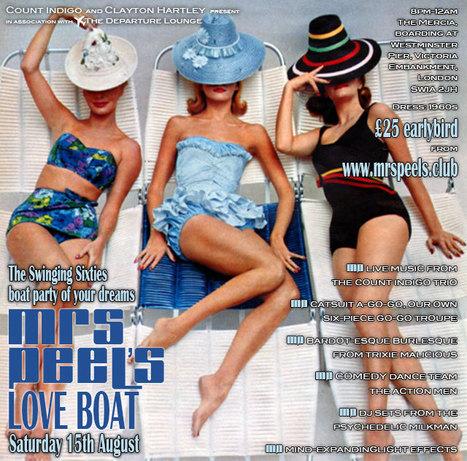 Mrs Peel's Loveboat Contest   Mrs Peel's   Scoop.it