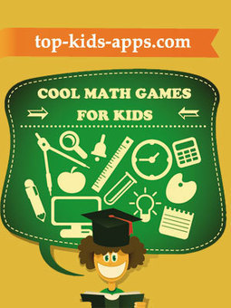 Cool Math Games for Kids - Android, iPhone, iPad | Educational Apps and Fun Games for Kids | Scoop.it