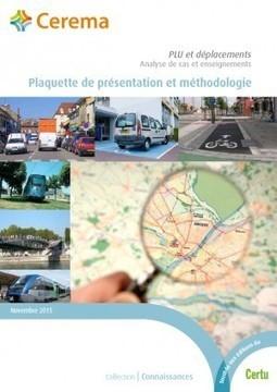 MobiliDoc - PLU et déplacements - analyses de cas et enseignements | Déplacements-mobilités | Scoop.it