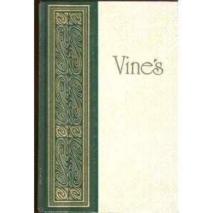 Vine's Expository Dictionary of New Testament Words | CEC Bible Scoops | Scoop.it