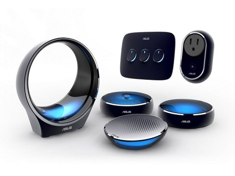 Smart Home System : une solution domotique proposée par Asus - SilverEco | Domo-TIC | Scoop.it