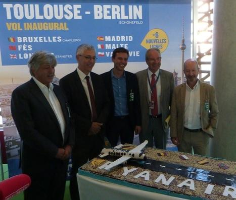 Toulouse : Ryanair débarque dans la ville rose et casse les prix sur 7 destinations | Haute-Garonne tourisme | Scoop.it
