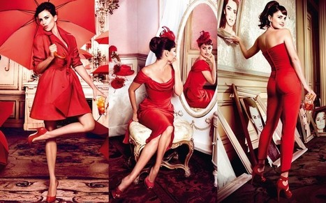 The 2013 Campari calendar featuring Penelope Cruz - Telegraph | Tuscany and its food | Scoop.it
