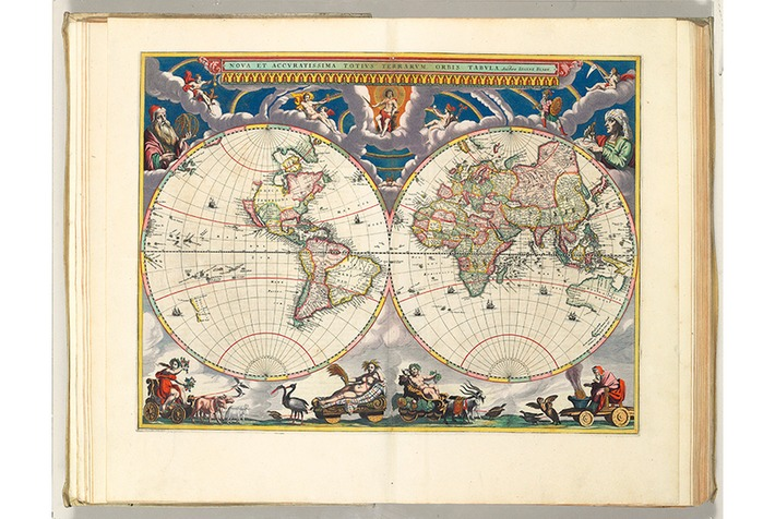Christie's to offer rare atlases and narratives from renowned explorers | Art Daily | À la une | Scoop.it