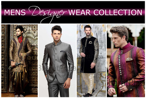 Ultimate Collection of Wonderful Menswear perfect for your Special days | Online Shopping India | Scoop.it