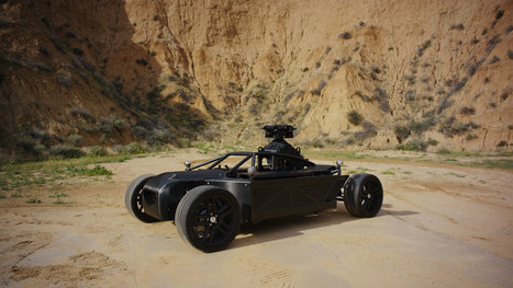 The Mill transforms automotive advertising with The BLACKBIRD® - the first fully adjustable car rig that creates photoreal CG cars. | 4D Pipeline - trends & breaking news in Visualization, Virtual Reality, Augmented Reality, 3D, Mobile, and CAD. | Scoop.it