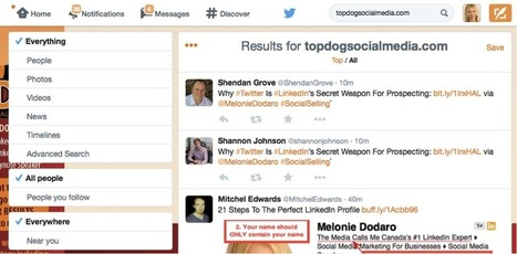 How to Get Twitter Followers Who Actually Matter | Optimisation des médias sociaux | Scoop.it