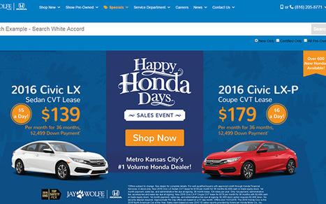100+ Best Car Dealership Website Designs | Wayne NJ | Scoop.it