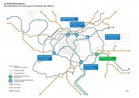 (75, IdF) Grand Paris des déblais : un appel à projets innovants | Navigation, Ports et Industrie | PSN - Filière Eco-Industrie | Scoop.it