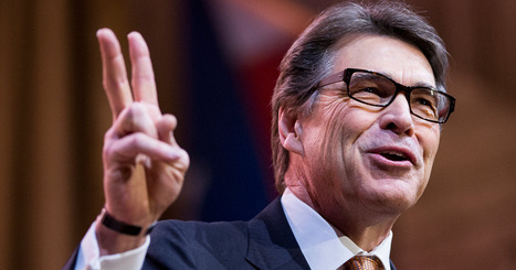 Rick Perry Hopes Combination of Wearing Glasses and Not Talking Will Make Him Seem Smarter   Politics and Business   Scoop.it
