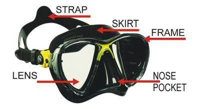 How To Buy a Scuba Mask ThatFits | All about water, the oceans, environmental issues | Scoop.it