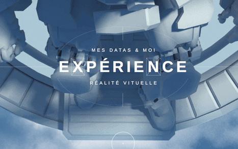 Mes datas et moi, le dispositif en Réalité Virtuelle sur les risques numériques | UseNum - Ressources pédagogiques | Scoop.it