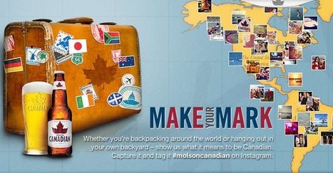 Does Molson Really Make Their Mark? | Marketing in Motion | Scoop.it