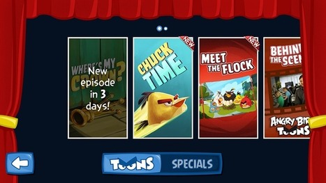 Watch & Download Angry Birds Cartoons Online – Full Episodes | Download Angry Birds Game | All Games | Scoop.it